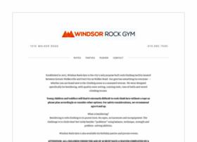 windsorrockgym.com
