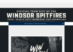 windsorspitfires2.com