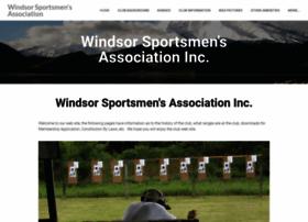 windsorsportsmanassociation.weebly.com