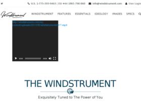 windstrument.com