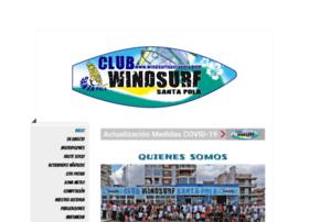 windsurfsantapola.com