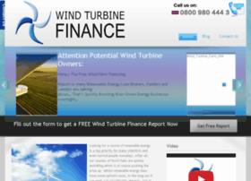 windturbinefinance.com