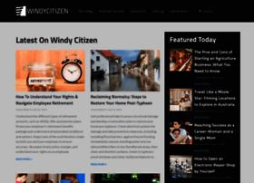 windycitizen.com