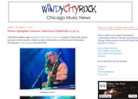 windycityrock.net