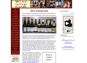 wine-tastings-guide.com