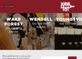 wine101nc.com