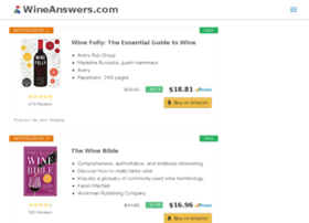 wineanswers.com