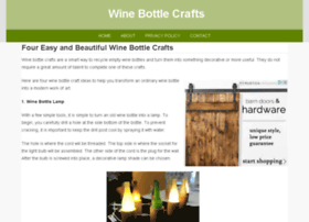 winebottlecrafts.net