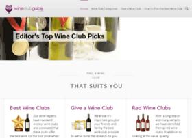 wineclubguide.com