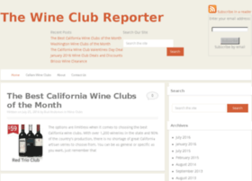 wineclubreporter.com