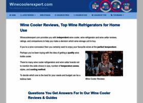 winecoolerexpert.com