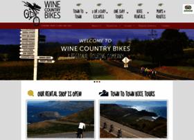 winecountrybikes.com