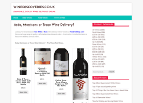 winediscoveries.co.uk