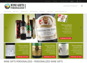 winegiftspersonalized.com