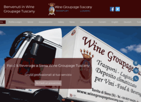 winegroupagetuscany.com