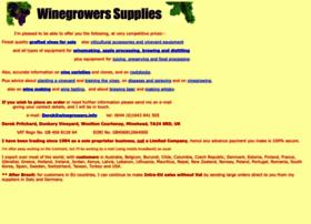 winegrowers.info