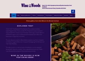 wineinthewoods.com