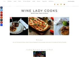wineladycooks.com
