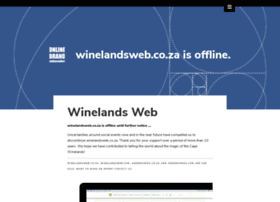winelandsweb.co.za