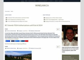 winelaw.ca