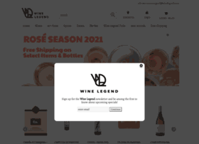 winelegend.com