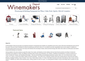 winemakersdepot.com