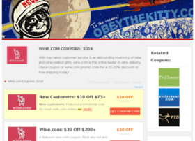 winepromocodes.com
