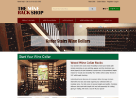 winerackshop.com