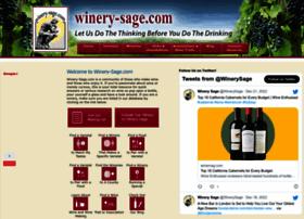 Winery-sage.com