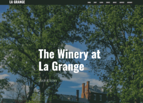 wineryatlagrange.com