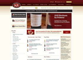 wines.klwines.com