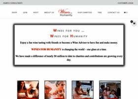 winesforhumanity.com