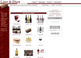 wineshop.linerandelsen.com