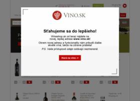 wineshop.sk
