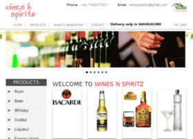 winesnspiritz.com