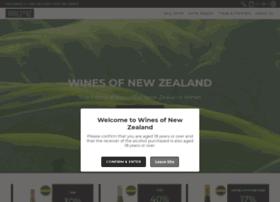 winesofnz.com