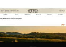 winetrain.rezgo.com