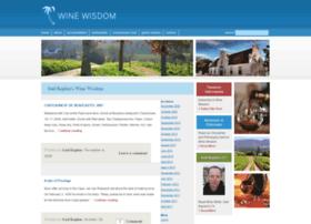 winewisdom.co.za