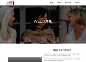 winewomenandhormones.com