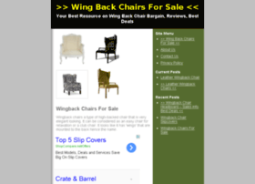 wingbackchairsforsale.org