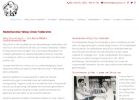 wingchun-bergenopzoom.nl