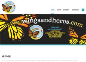 wingsandheros.com