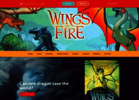 wingsoffire.scholastic.com