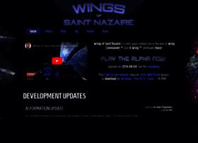 wingsofstnazaire.com