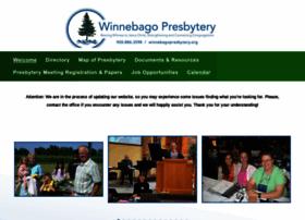 winnebagopresbytery.org