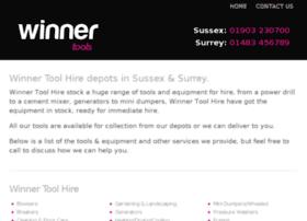 winnertools.co.uk
