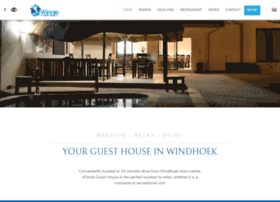 winnieguesthouse.com