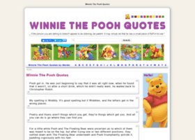 winniethepoohquotes.com