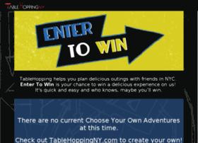 winning.tablehoppingny.com