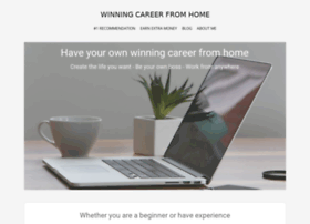 winningcareerfromhome.com